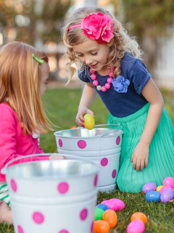 MainStreet America is hosting an afternoon of holiday-related activities, including an egg hunt, photos with the Easter Bunny and a tea party. Photo: Kim Stoegbauer / ONLINE_YES