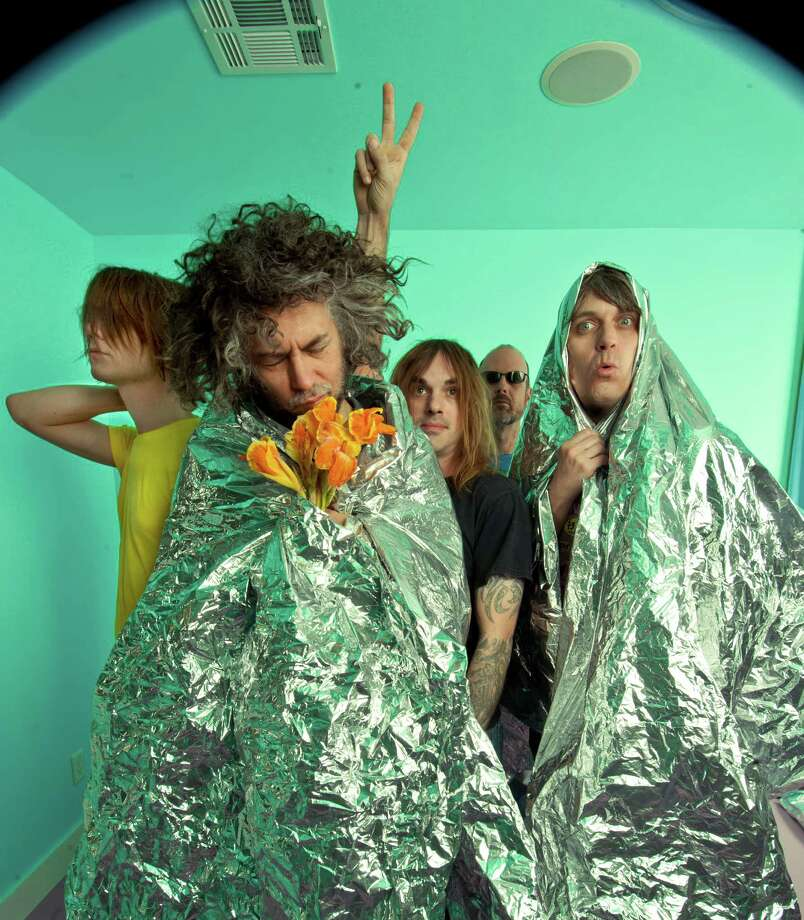 A number of music artists, including the Flaming Lips, have produced small batches of vinyl, CDs and cassettes in honor of Record Store Day. Photo: J. MICHELLE MARTIN COYNE