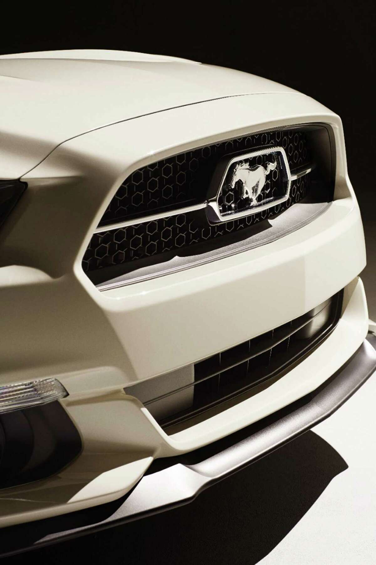 The 2015 50th Anniversary Ford Mustang.