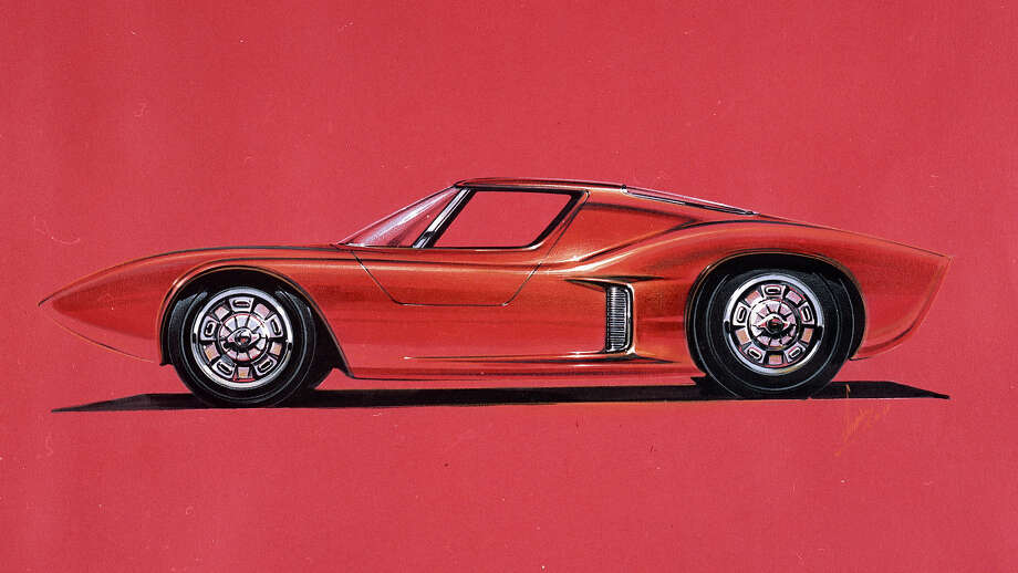 Although it was probably never seriously considered for production as a Mustang, this hard-top variation of the Mustang 1 concept from 1962 did provide some inspiration for the GT40 MK I that would race at Le Mans and elsewhere beginning in 1964. Photo: Ford Motor Company