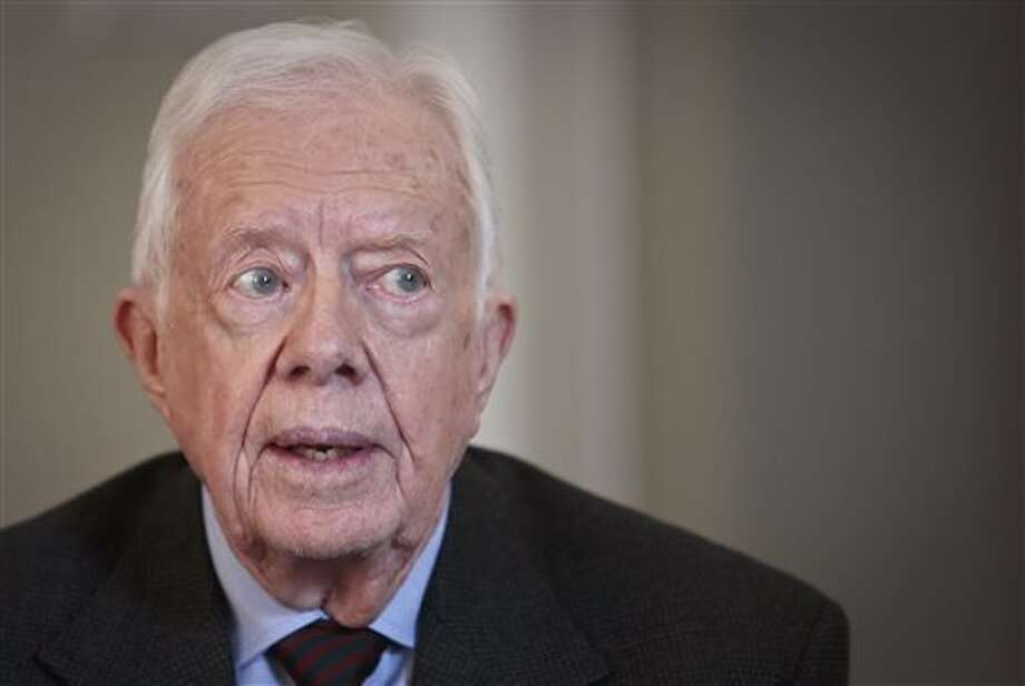 Former President Jimmy Carter has worked hard to help expand Habitat for Humanity.