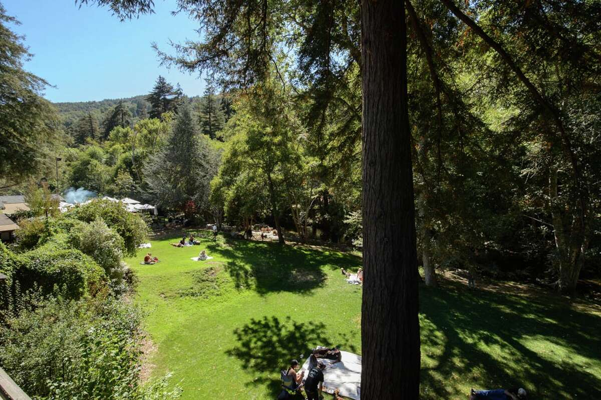 Big Sur River Inn: This inn was Big Sur's first hotel and restaurant. This year it celebrates its 80th anniversary.