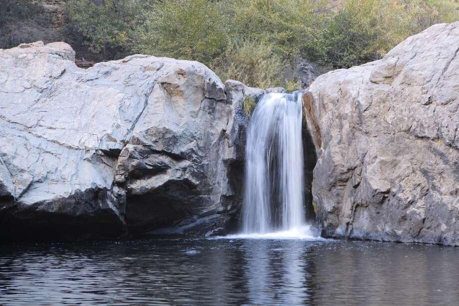 Rainbow Pool, iconic Sierra swimming hole near Groveland Photo: Tom Stienstra