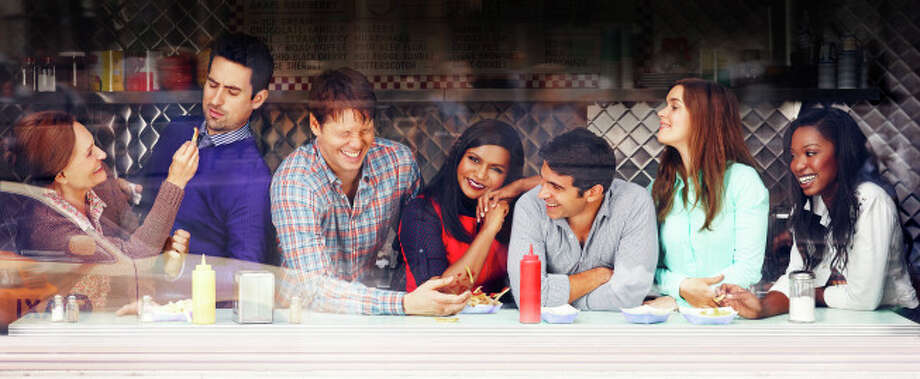 Did Danny and Mindy get back together? 'The Mindy Project's' second season finale aired Tuesday, May 6th. Photo: FOX / 1
