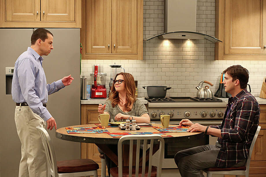 Brad Paisley guest starred as 'Two and a Half Men' ended its season on Thursday, May 8th on CBS. Photo: Michael Yarish, © 2014 WBEI. All Rights Reserved. / Ã?© 2014 WBEI. All rights reserved.