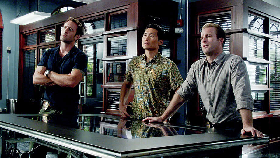 When Captain Grover's daughter is kidnapped, he is forced to help steal $100 million to get her back on 'Hawaii Five-0's' season finale. Friday, May 9th at 8 p.m. on CBS. Photo: Best Possible Screen Grab, CBS / ©2014 CBS Broadcasting, Inc. All Rights Reserved