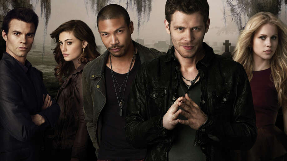 The baby's due date grew ever closer as 'The Originals' season finale aired Tuesday, May 13th at 7 p.m. on The CW. Photo: Mathieu Young, Photo: Mathieu Young/The CW / © 2013 The CW Network, LLC. All rights reserved.