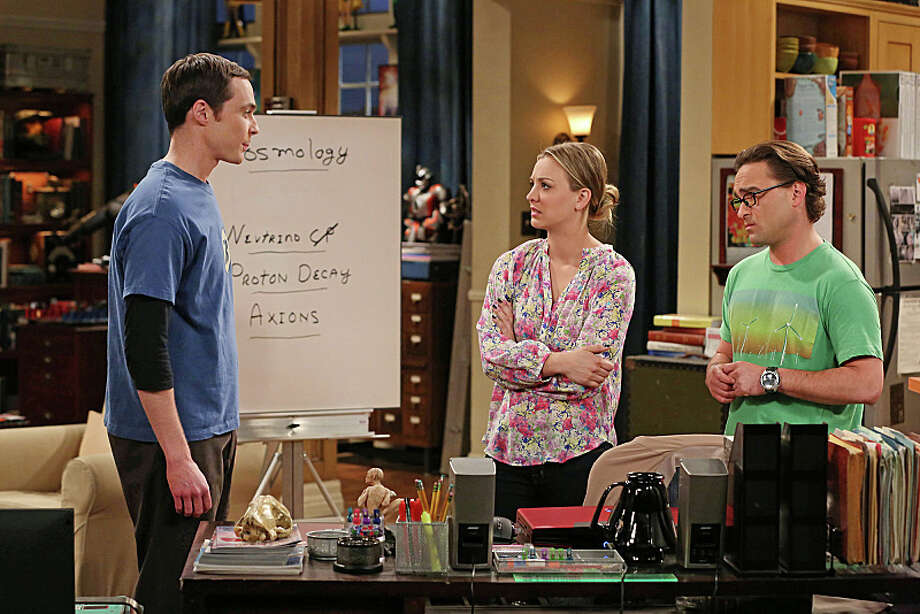 'The Big Bang Theory' will go out with a bang on Thursday, May 15th at 7 p.m. on CBS. Photo: Michael Yarish, © 2014 WBEI. All Rights Reserved. / © 2014 WBEI. All rights reserved.