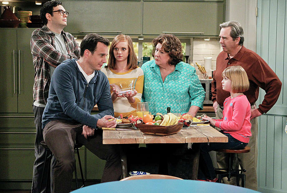 Carol has the worst Mother's Day ever on 'The Millers' season finale.  Thursday, May 15th at 7:30 p.m. on CBS. Photo: Sonja Flemming, ©2014 CBS Broadcasting, Inc. All Rights Reserved / ©2014 CBS Broadcasting, Inc. All Rights Reserved