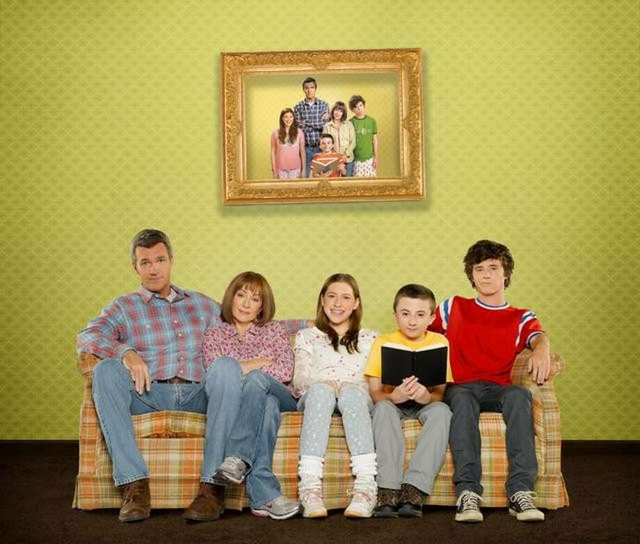 'The Middle' airs its season finale on Wednesday, May 21st at 7 p.m. on ABC. Photo: Bob D'Amico, ABC / © 2013 American Broadcasting Companies, Inc. All rights reserved.