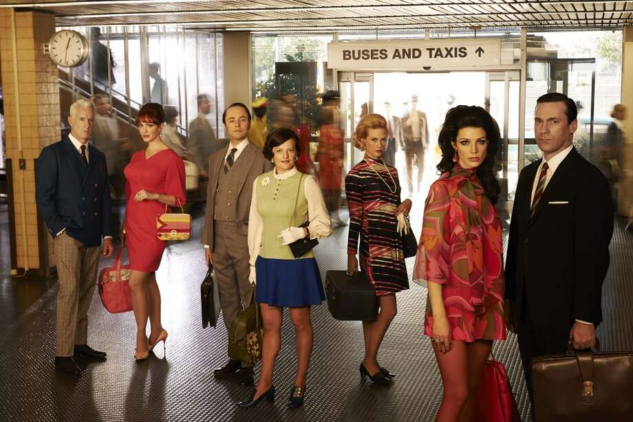 'Mad Men' airs its mid-season finale on Sunday, May 25th on AMC at 9 p.m. Photo: Frank Ockenfels 3/AMC