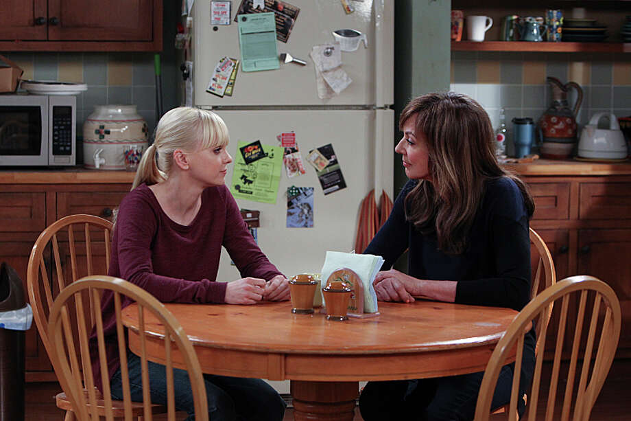 'Mom' ends its first season on Monday, April 14th at 8:30 p.m. on CBS. Photo: Monty Brinton, ©2014 CBS Broadcasting, Inc. All Rights Reserved / Ã?©2014 CBS Broadcasting, Inc. All Rights Reserved