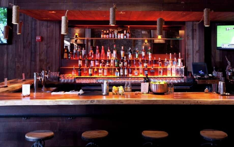 The bar Photo: Phoebe Geonzon