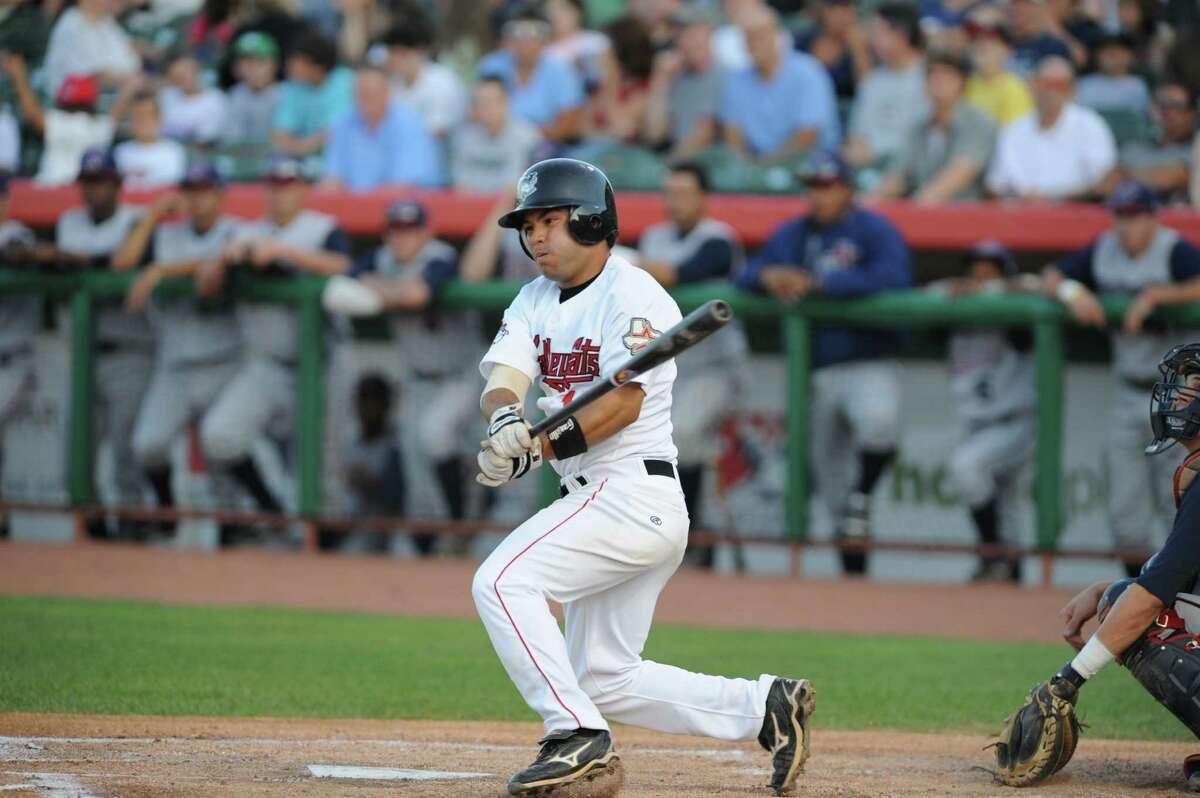 Jose Altuve (Courtesy Tri-City ValleyCats)
