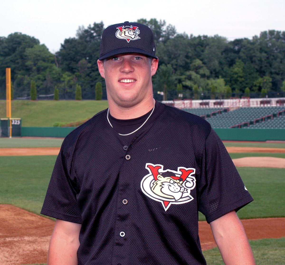 Bud Norris (Courtesy Tri-City ValleyCats)
