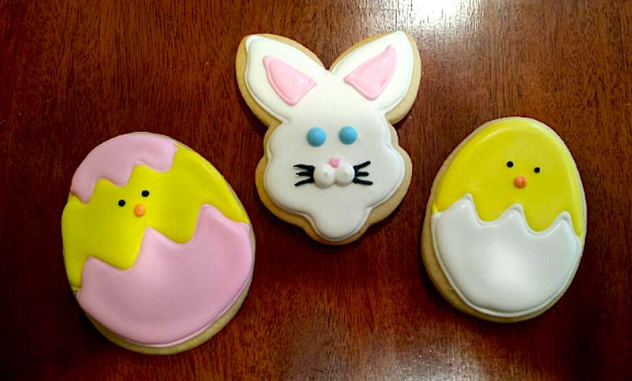 Sugar cookies from Forever Sweet Bakery in NorwalkVisit the siteForever Sweet Bakery, 4 New Canaan Avenue, Norwalk