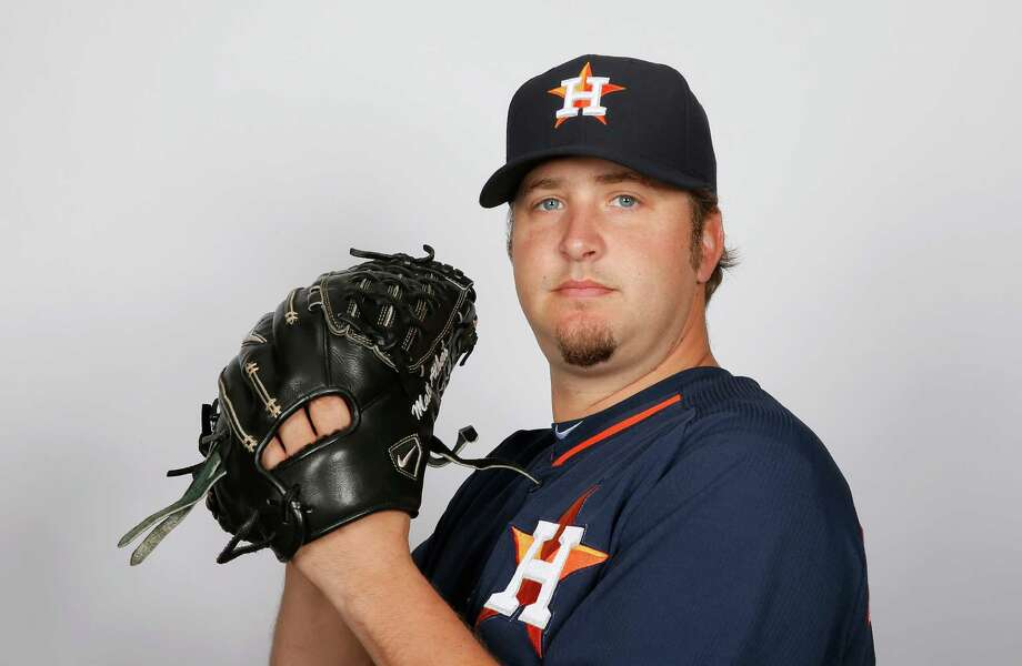 Veteran reliever Matt Albers returned to the organization that drafted him, pitching for the Astros after stints with the Orioles, Red Sox, Diamondbacks and Indians. Photo: Kevin C. Cox, Getty Images / 2014 Getty Images