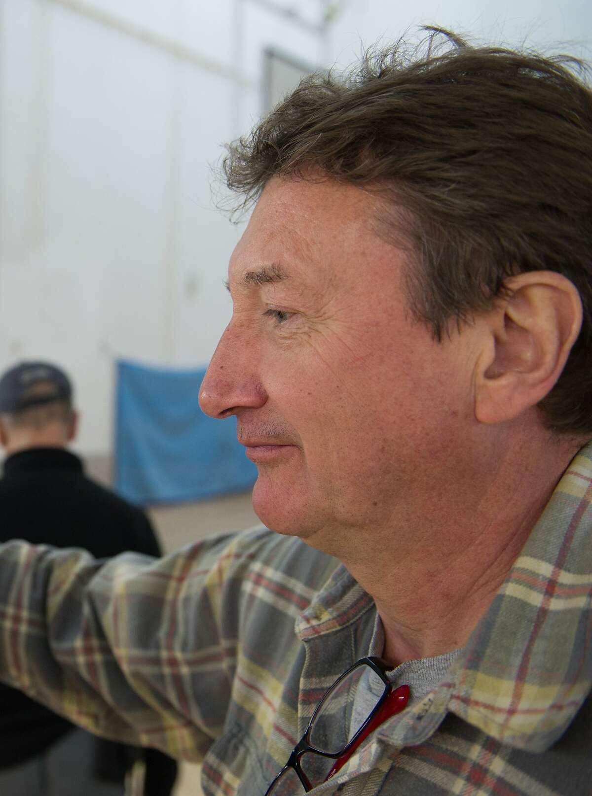 "Steven Knight, director of ""Locke"""