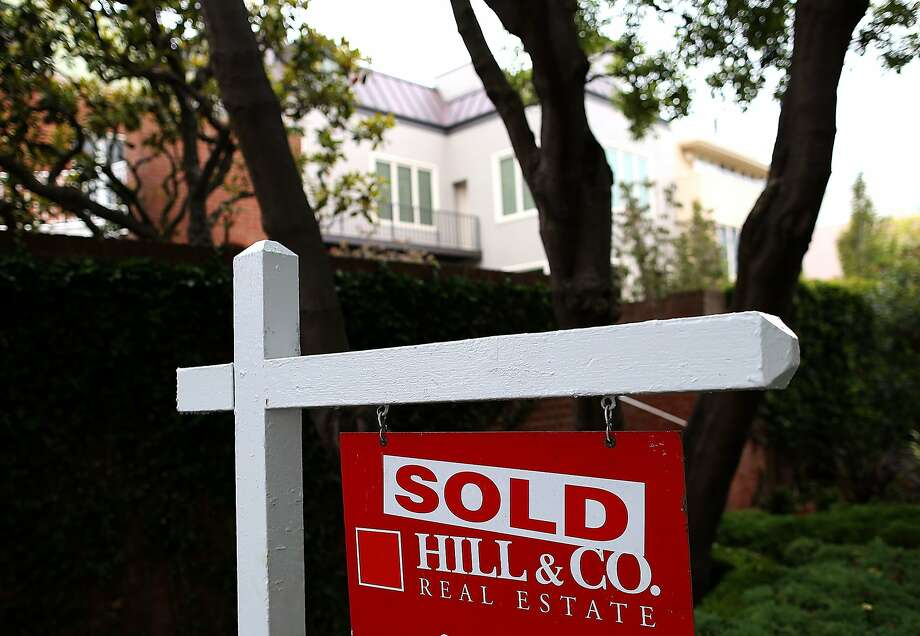 In San Francisco, both sales and prices grew from a year ago. Photo: Justin Sullivan, Getty Images