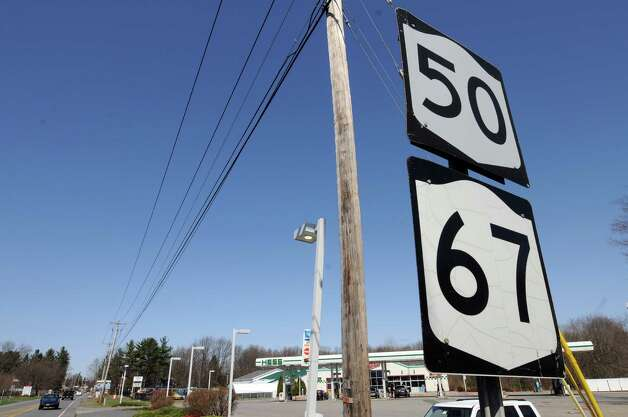 Walmart, which faced strong opposition nearly a decade ago when it sought to build a store on Route 50, has submitted plans for a new store on land located behind the Hess station in Ballston Spa, the so-called Rossi Planned Urban Development District. (Paul Buckowski / Times Union) Photo: Paul Buckowski / 00026526A