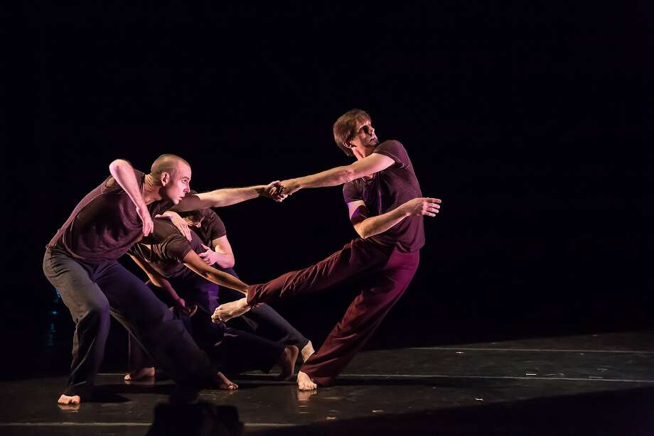 "Sean Dorsey Dance explores loss and AIDS in ""The Missing Generation."" Photo: Kegan Marling"