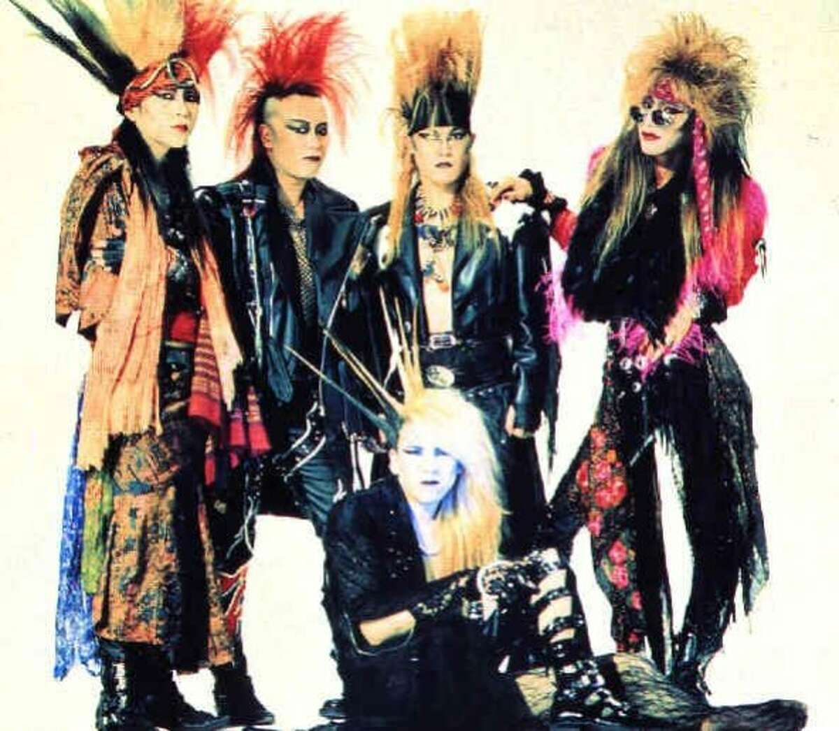 The band X Japan