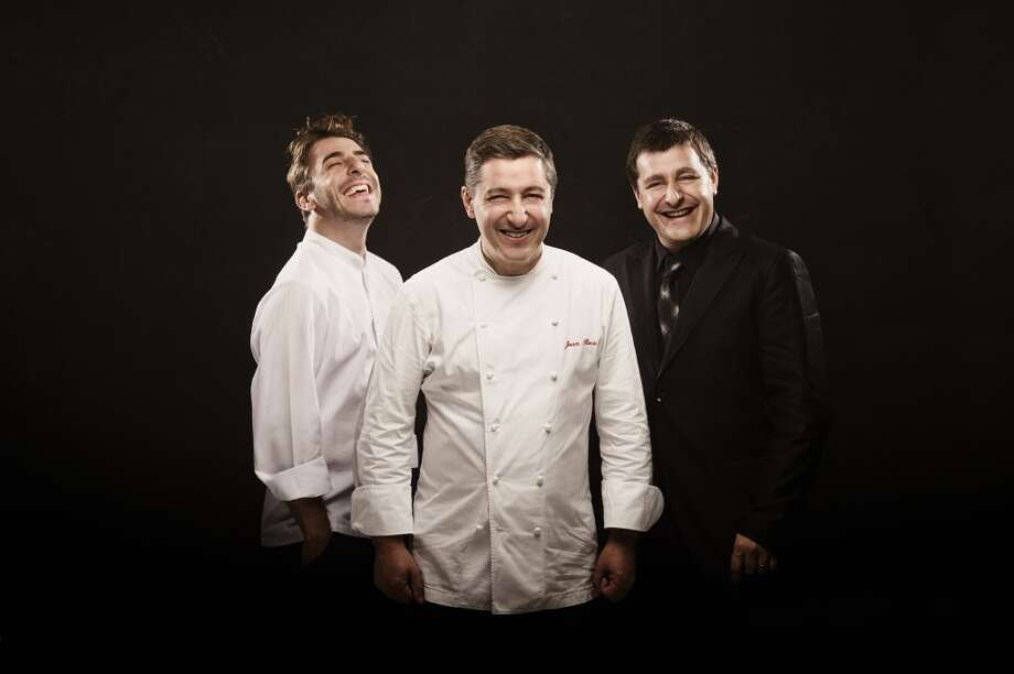The Roca brothers -- Jordi, Joan, Josep, left to right -- run El Celler de Can Roca in Girona, Spain, the number one restaurant on the influential San Pellegrino list of the World's 50 Best Restaurants. (Photo: BBVA Compass)