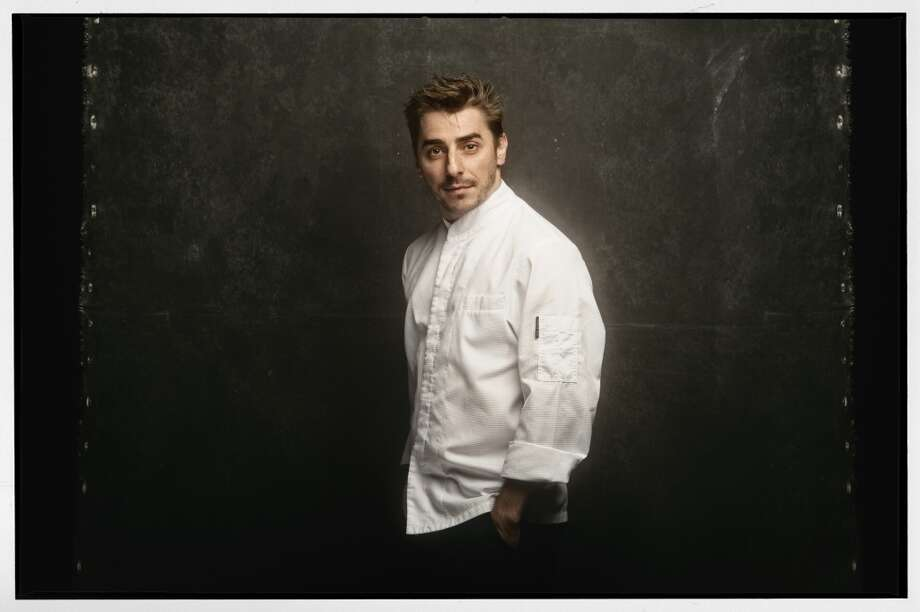 Jordi Roca, pastry chef of El Celler de Can Roca in Girona, Spain, the number one restaurant on the influential San Pellegrino list of the World's 50 Best Restaurants. (Photo: El Celler de Can Roca)