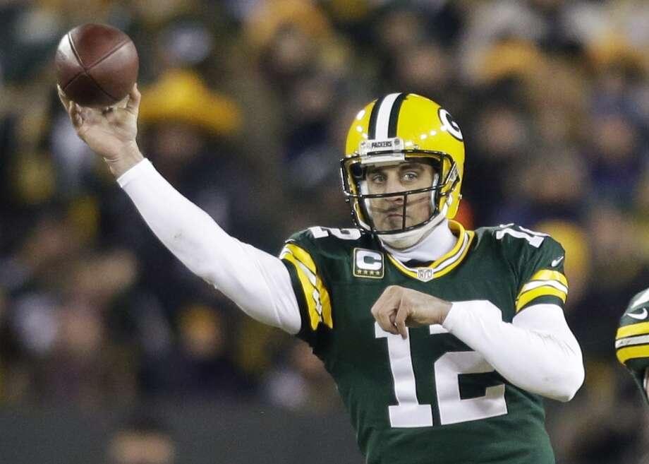 No. 13– Green Bay Packers, $261.73. Photo: Jeffrey Phelps, AP