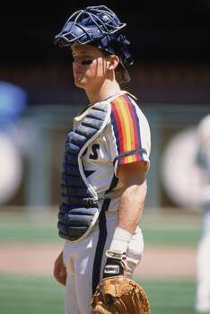 Astros All-Star Craig Biggio spent his entire baseball career in Houston, but was born in Smithtown, N.Y. Photo: Otto Greule Jr, Getty Images