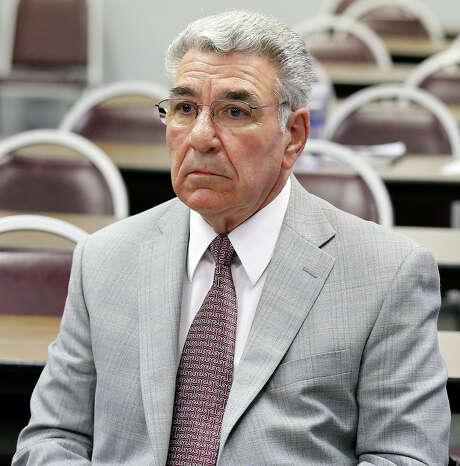 The Alamo Area Council of Governments board voted to terminate former executive director Dean Danos Monday March 31, 2014. Photo: San Antonio Express-News / © 2014 San Antonio Express-News