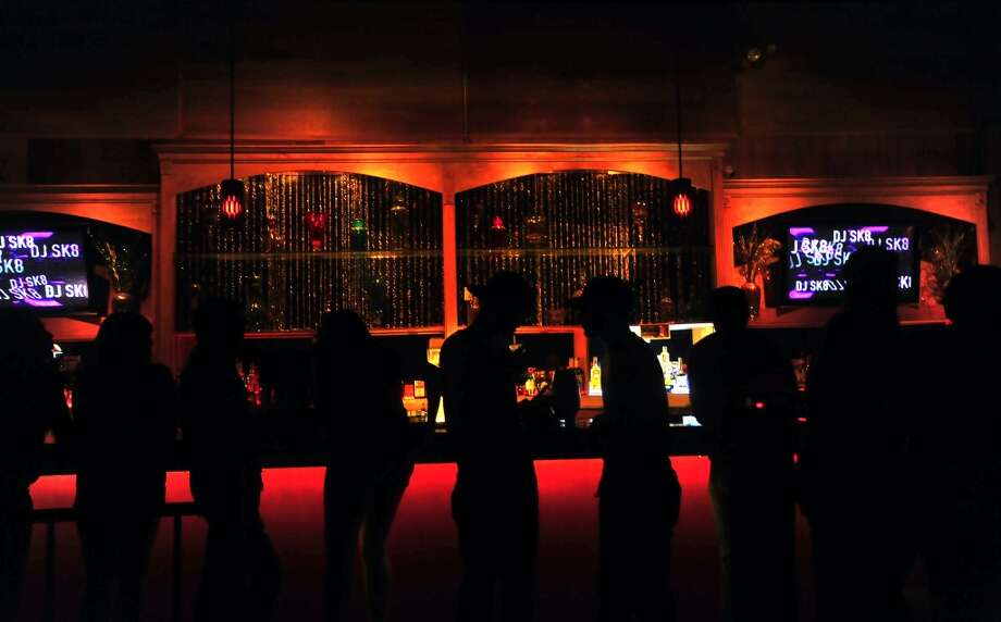 Encore at Rumba is a new Friday night dance party that showcases local and regional DJs. On Saturday nights, Rumba is a Latin nightclub with two VIP sections, pool tables and plenty of money invested in light and sound. Photo: Cat5