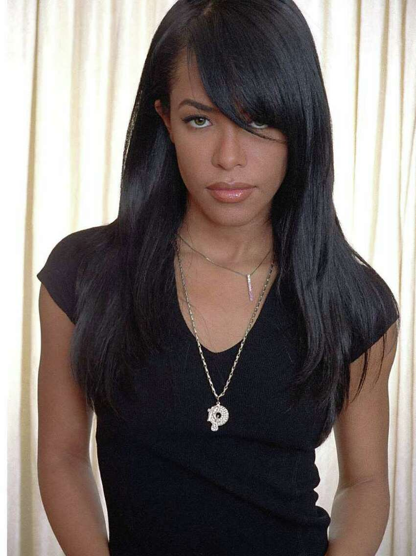 Aug. 25, 2001: Actress and R&B singer Aaliyah was killed in a plane crash in the Bahamas along with eight others. The twin-engine Cessna went down shortly after takeoff.