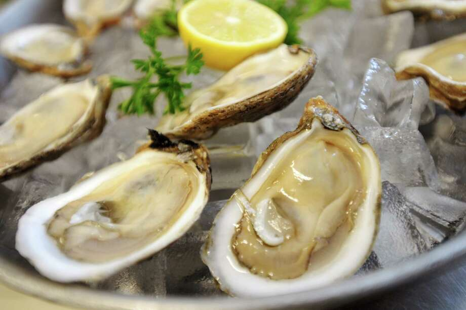 "Jim Barbarie's in Danbury won the ""Best of oysters"" poll on August 26, 2015.  Photo: Jake Daniels / ©2013 The Beaumont Enterprise/Jake Daniels"