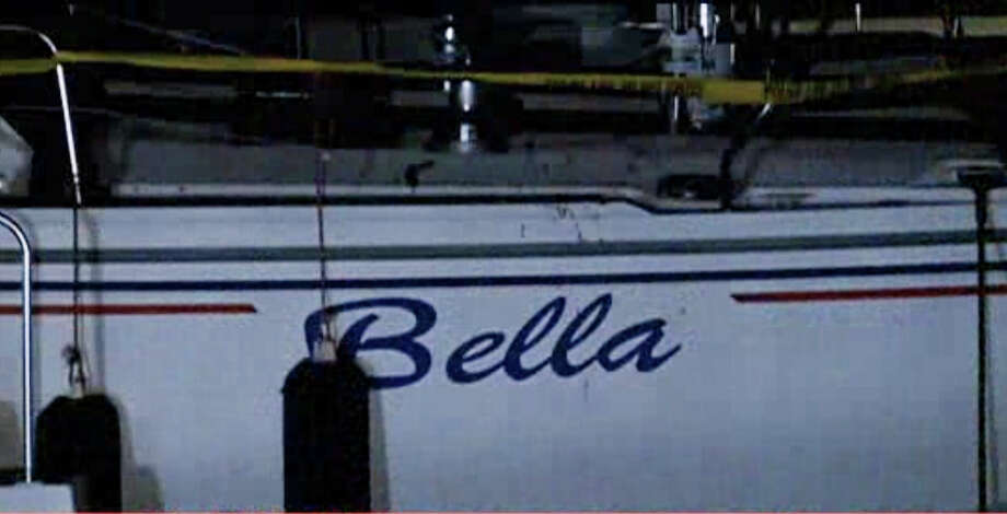 One person has been killed, another injured when a sailboat taking part in a race collided with a buoy on San Francisco Bay near Redwood City Wednesday night. Photo: CBS San Francisco