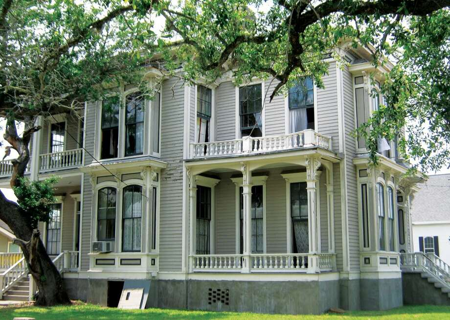 1874 Smith-Hartley HouseLocated at 1121 33rd Street Photo: Galveston Historical Foundation