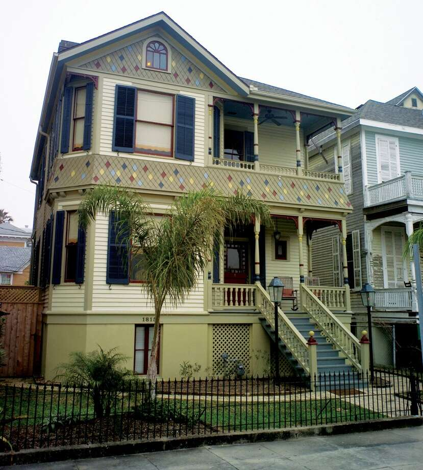 1905 Charles Suderman Tenant HouseLocated at 1815 Ball Photo: Galveston Historical Foundation