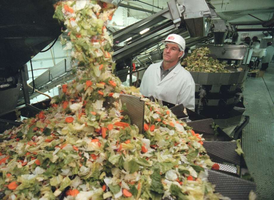 Packaged Salad: Up 12.7% Photo: John Todd, Associated Press
