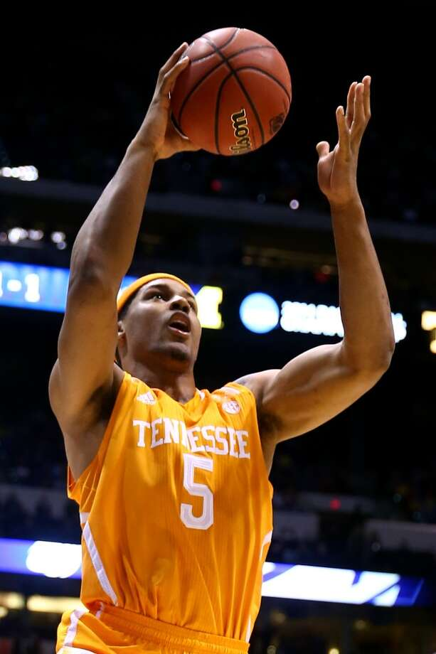 Jarnell Stokes  Position: Forward  Ht./Wt: 6-8/260 lbs  School: Tennessee  Classification: Junior  2013-14 stats: 15 points, 10 rebounds, 2 assists, 1 block per game Photo: Andy Lyons, Getty Images