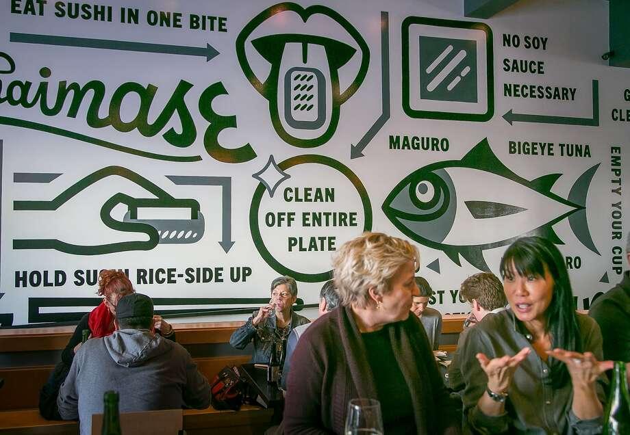 Ichi Sushi + Ni Bar review: fish with a fresh perspective