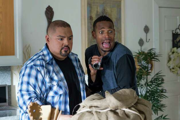 'A Haunted House 2' - Marlon Wayans returns in this spoofy sequel as the grieving Malcolm, who's trying to move on after his girlfriend's untimely tragic death. But Malcolm has reason to believe his beloved is back when strange things start happening in his new home. Available Dec. 10 Photo: Will McGarry