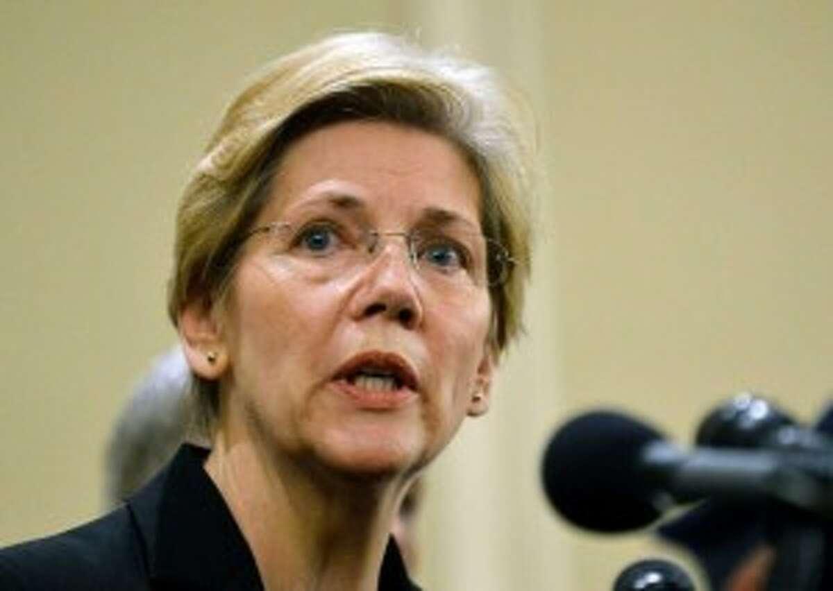 Sen. Elizabeth Warren: