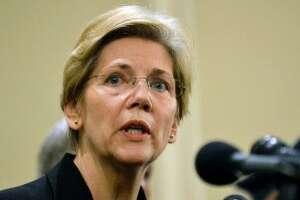 Sen. Elizabeth Warren is coming to Seattle. (file photo)