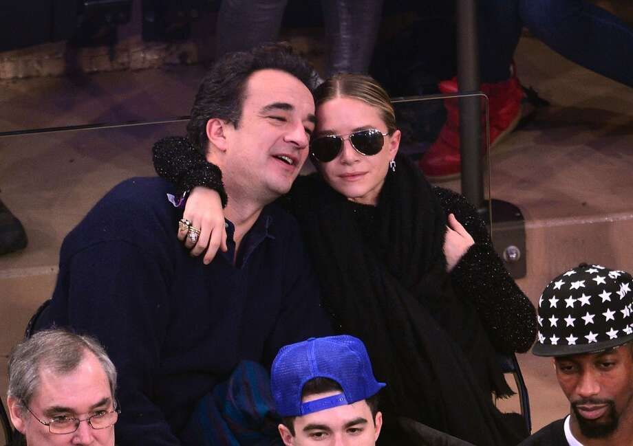 Mary Kate Olsen and Olivier Sarkozy(Age difference: 17 years) When she was born in 1986, he was living in Zambia, Egypt. Photo: James Devaney, WireImage