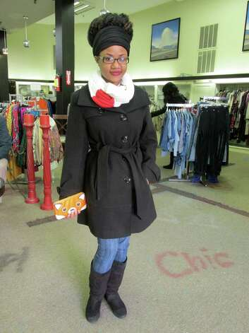 Nadria Robinson, 20
