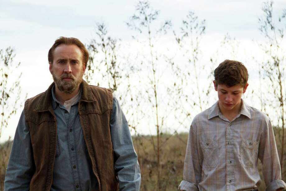Nicolas Cage and Tye Sheridan in David Gordon Green?s JOE. Photo credit: Linda Kallerus /Roadside Attractions Photo: Linda Kallerus