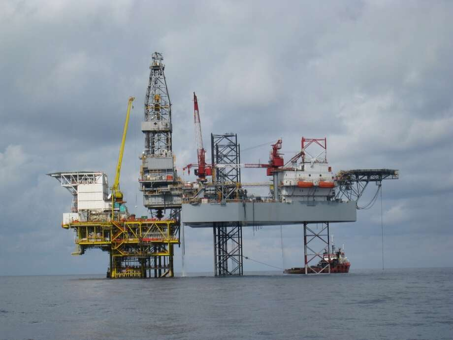19. Malaysia  Foreign workers: 2014 -- $115,400 2013 -- N/A  Local workers: 2014 -- $47,900 2013 -- N/A  [Photo: A jack-up rig drills the first phase of a Newfield Exploration project at East Belumut field in offshore Malaysia.] Photo: Newfield Exploration