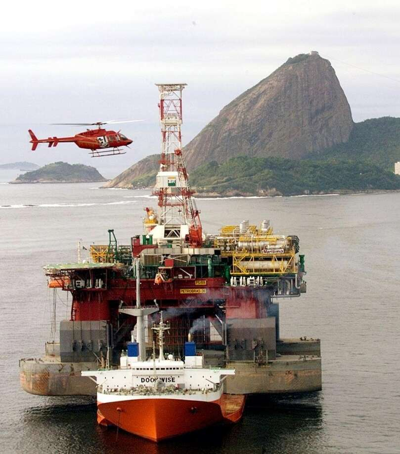 13. Brazil  Foreign workers: 2014 -- $125,800 2013 -- N/A  Local workers: 2014 -- $90,600 2013 -- N/A  [Photo: The P-36 oil-drilling platform of Brazilian state-owned oil company Petrobras arrives on the rear deck of a ship at Guanabara Bay in Rio de Janeiro, Brazil, on November 19, 1999.] Photo: ANTONIO SCORZA, AFP/Getty Images