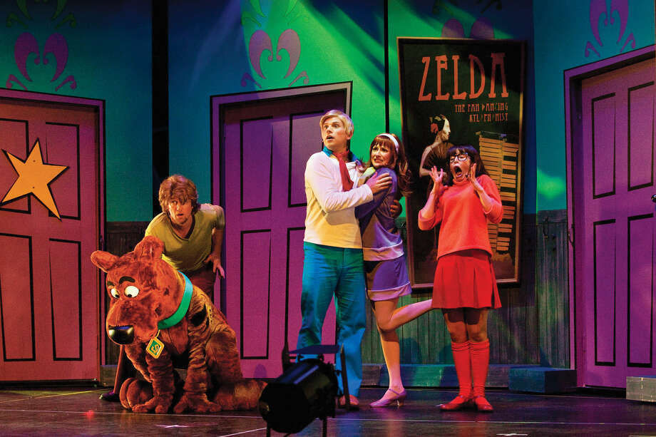 Scooby Doo Live at the Palace