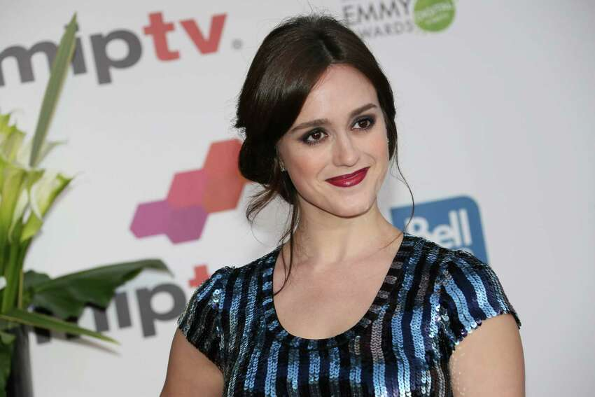 CANNES, FRANCE - APRIL 07: Heather Lind attends MIPTV 2014 Opening Party at Hotel Martinez on April 7, 2014 in Cannes, France. (Photo by Tony Barson/FilmMagic)